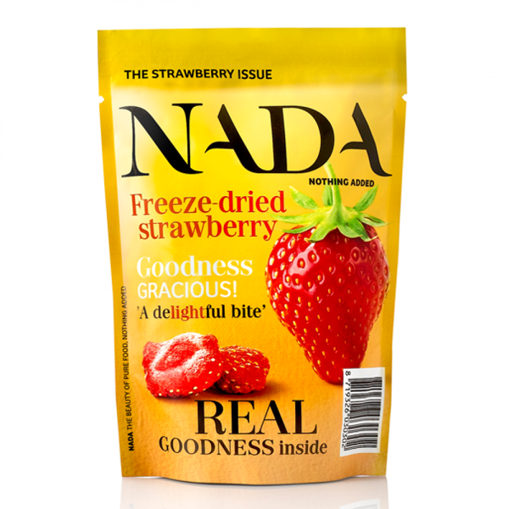 NADA Strawberry - Aardbei